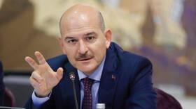 وزير الداخلية التركي المستقيل سليمان صويلو