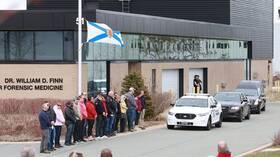ارتفاع عدد ضحايا الهجوم المسلح في كندا إلى 23 قتيلا