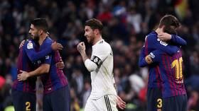 برشلونة يفكر بعدم استكمال الموسم ورابطة الليغا تتوعد