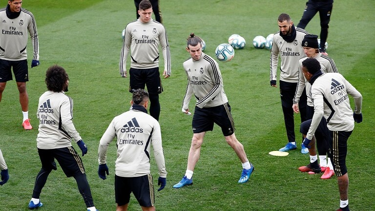 تحديد موعد عودة ريال مدريد للتدريبات