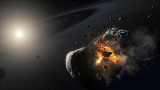 ناسا تتعقب كويكبا يقترب من الأرض