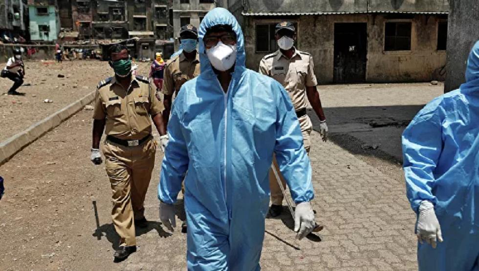رقم قياسي لإصابات الفيروس التاجي في الهند