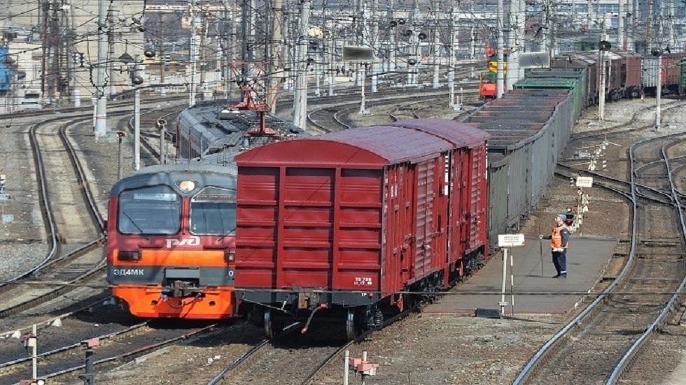 زيادة في عدد قطارات الشحن بين الصين وأوروبا في أبريل