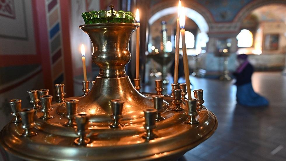 كورونا يغيب مطرانا في الكنيسة الأرثوذكسية الروسية