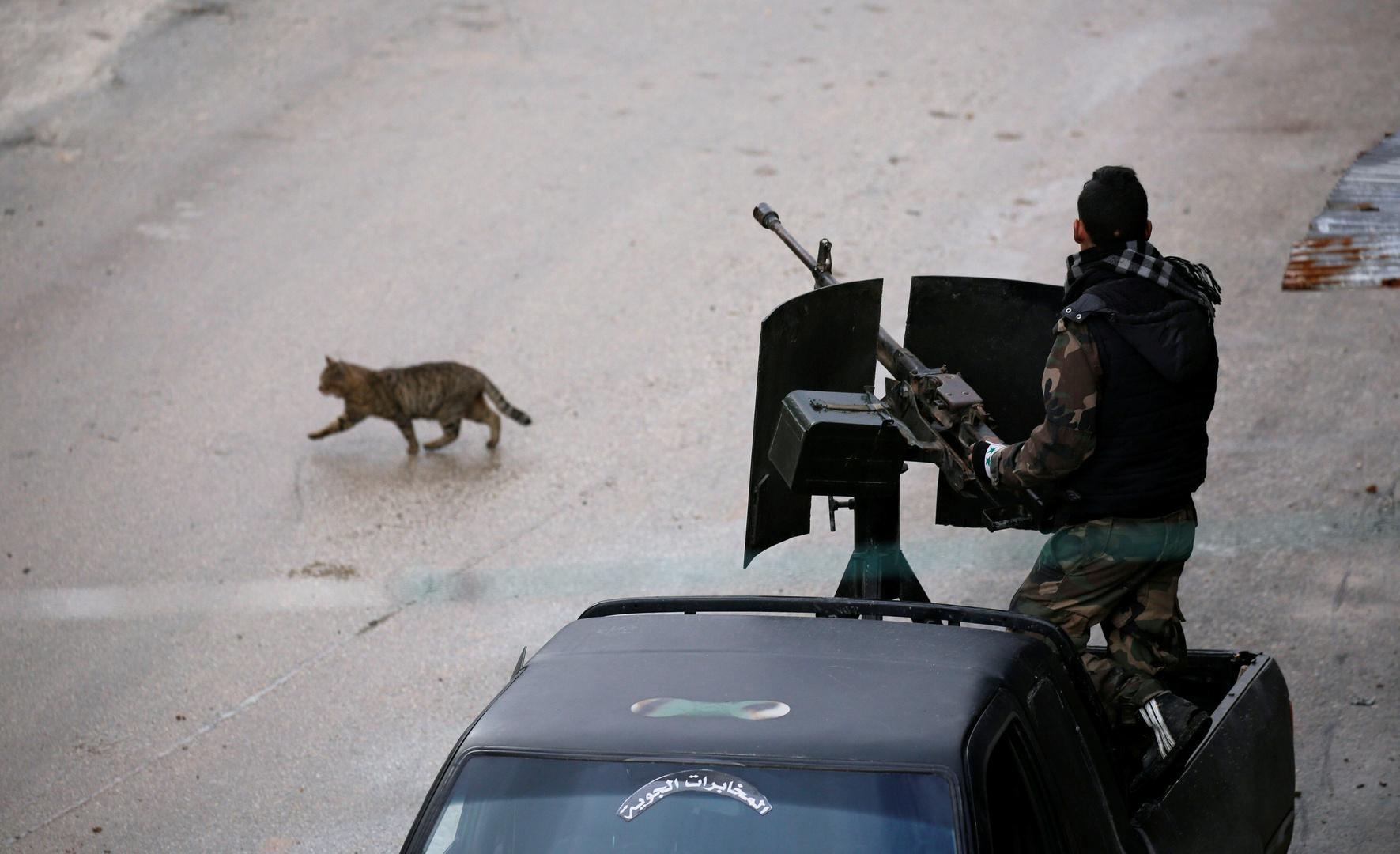 صورة أرشيفية/ سوريا