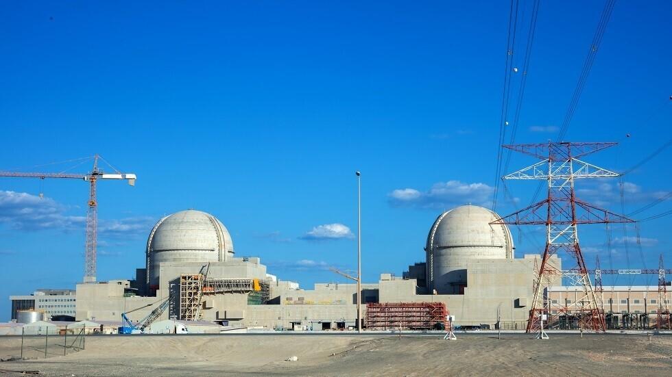 محطة براكة النووية الإماراتية