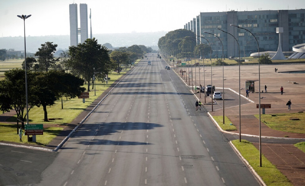 البرازيل تسجل 615 حالة وفاة جراء كورونا خلال الـ24 ساعة الماضية