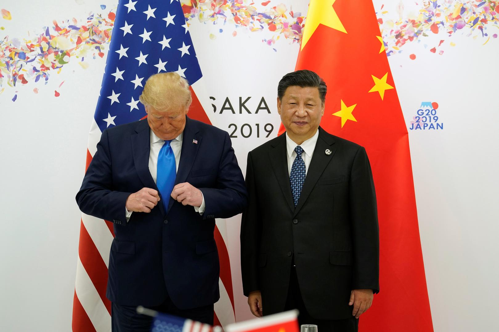 فيروس كورونا قد يشعل حربا باردة جديدة بين الولايات المتحدة والصين