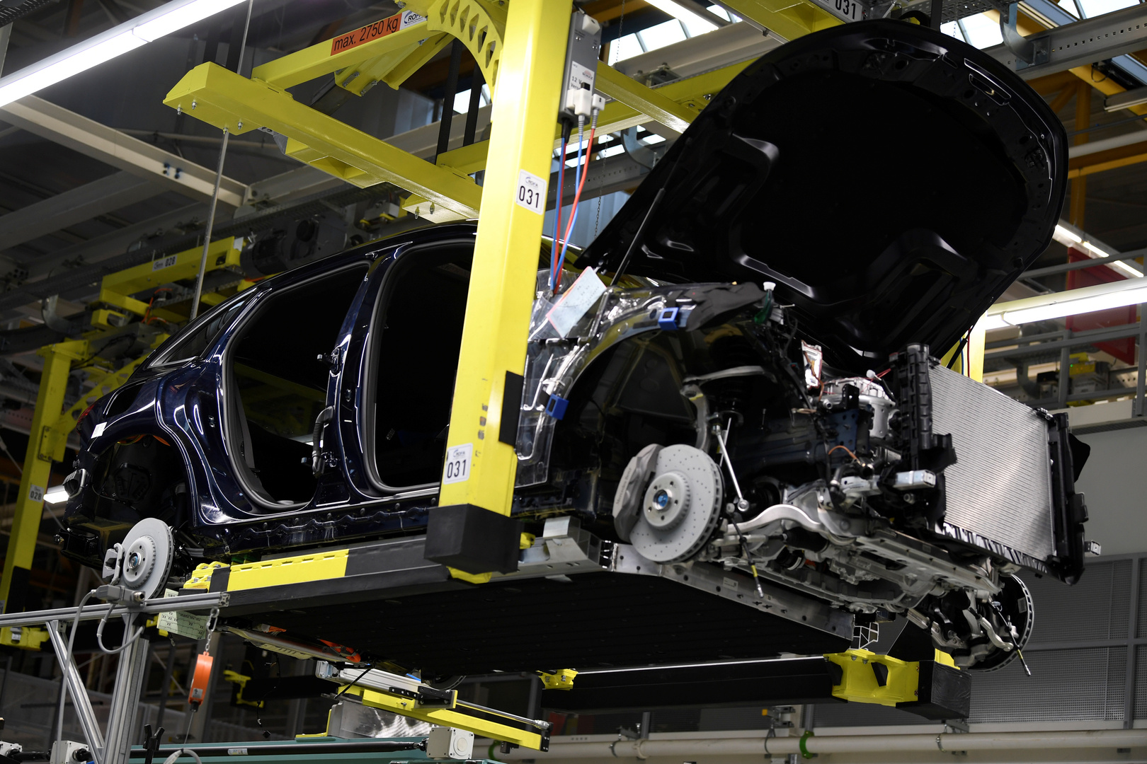ألمانيا.. القطاع الصناعي يظهر أسوأ أداء منذ 1991