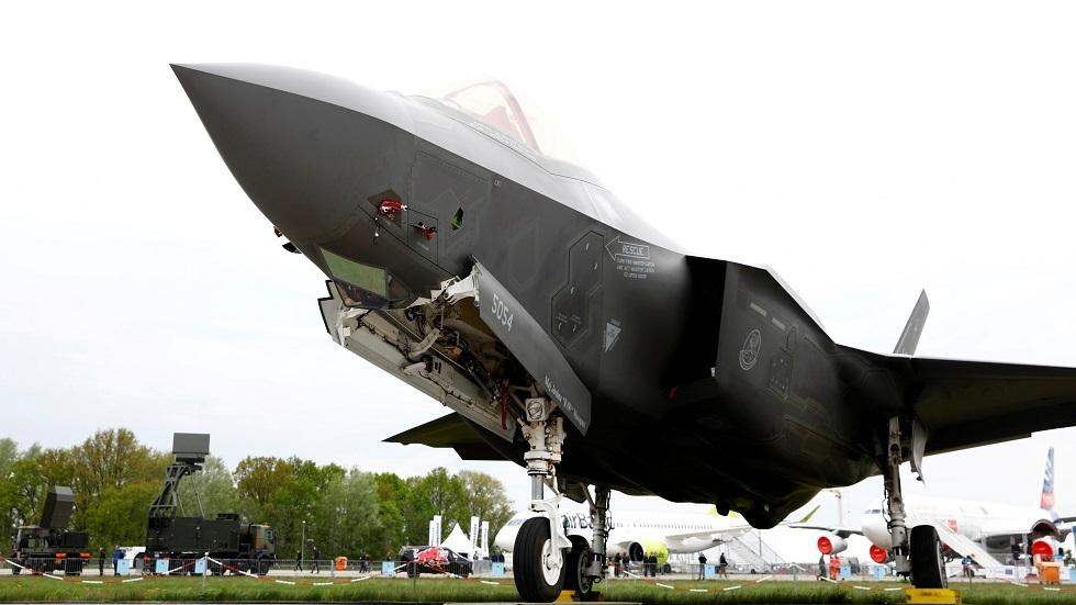 تركيا: لا نزال نسلم مكونات للمقاتلة الأمريكية إف-35