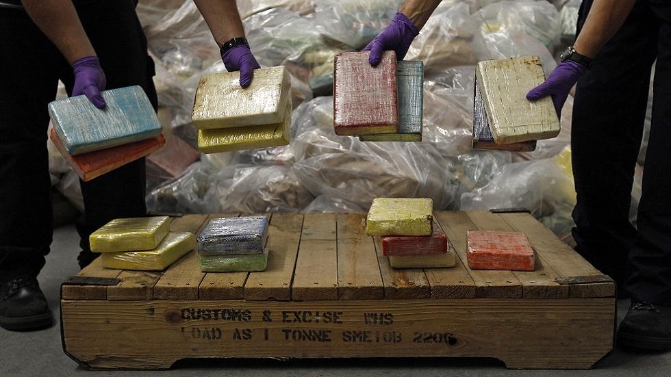 اعتراض دفعة من الكوكاين في بريطانيا (صورة أرشيفية)