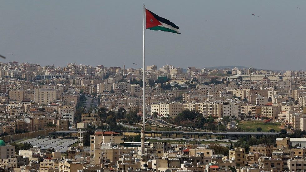 العاصمة الأردنية عمان - أرشيف