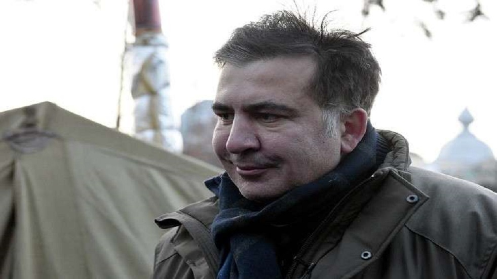 تعيين ساكاشفيلي رئيسا للهيئة التنفيذية للإصلاحات في أوكرانيا