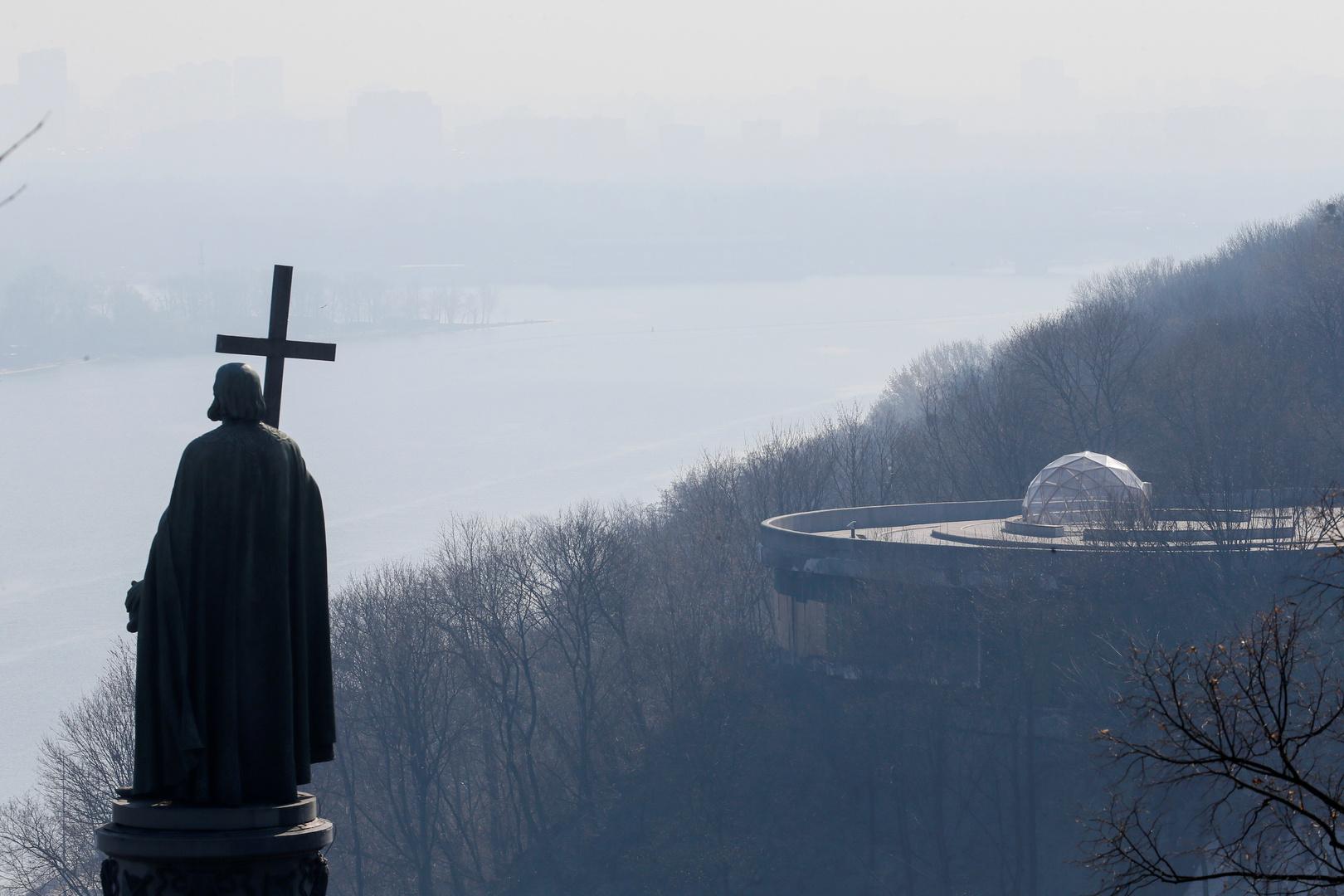 تمثال القديس فلاديمير - كييف