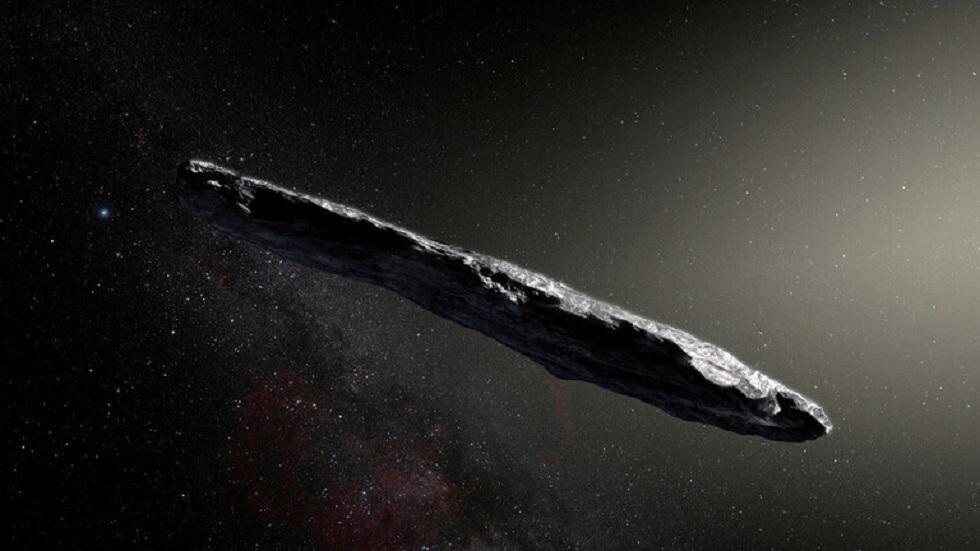 أسطول مركبات فضائية شراعية لدراسة الكويكبات بين النجوم