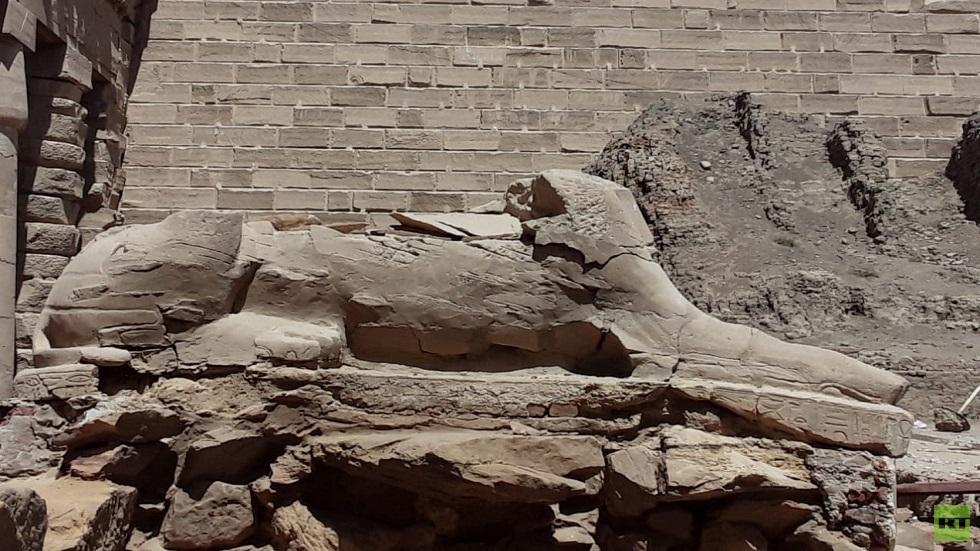 معبد الكرنك - مدينة الأقصر