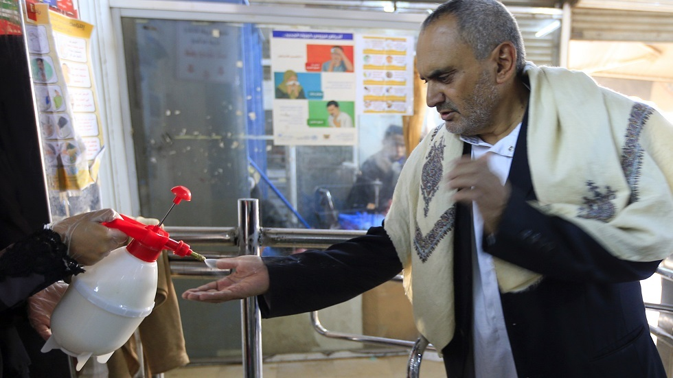 اليمن يعلن تسجيل 9 إصابات جديدة بكورونا وحالتي وفاة