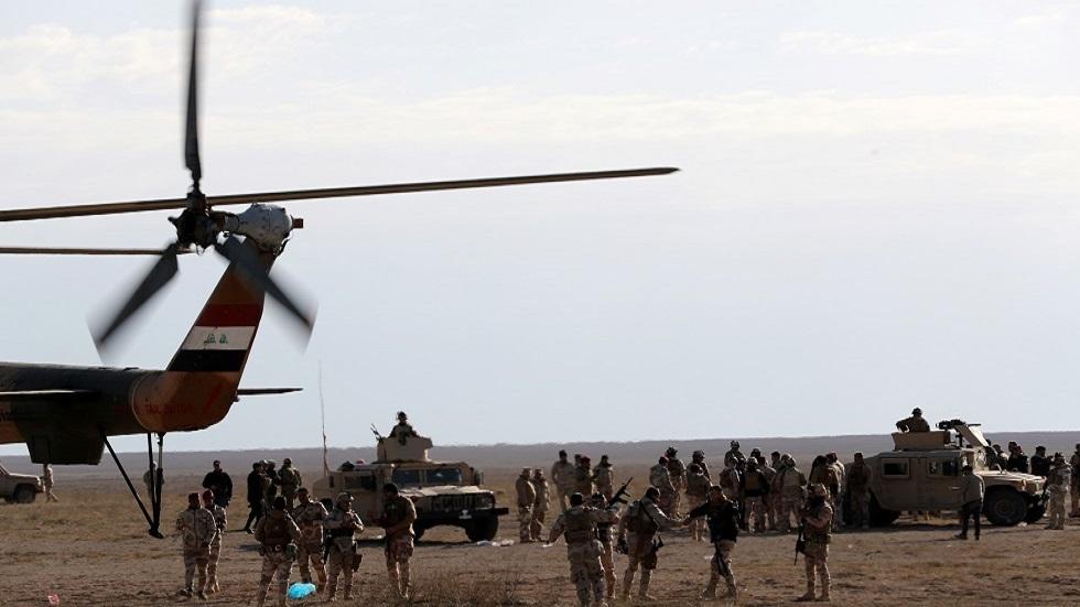 الجيش العراقي في العراق