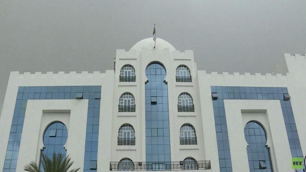 مسودة مشروع لتعديل الدستور الجزائري