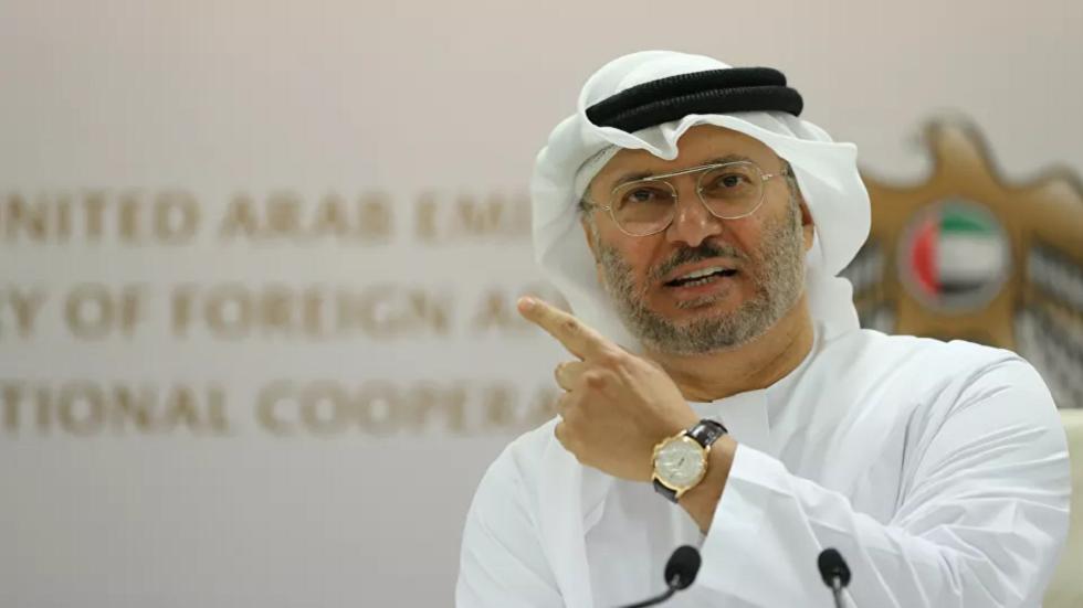 قرقاش: السياسة الخارجية للسعودية ومصر والإمارات بعيدة عن الحسابات المالية