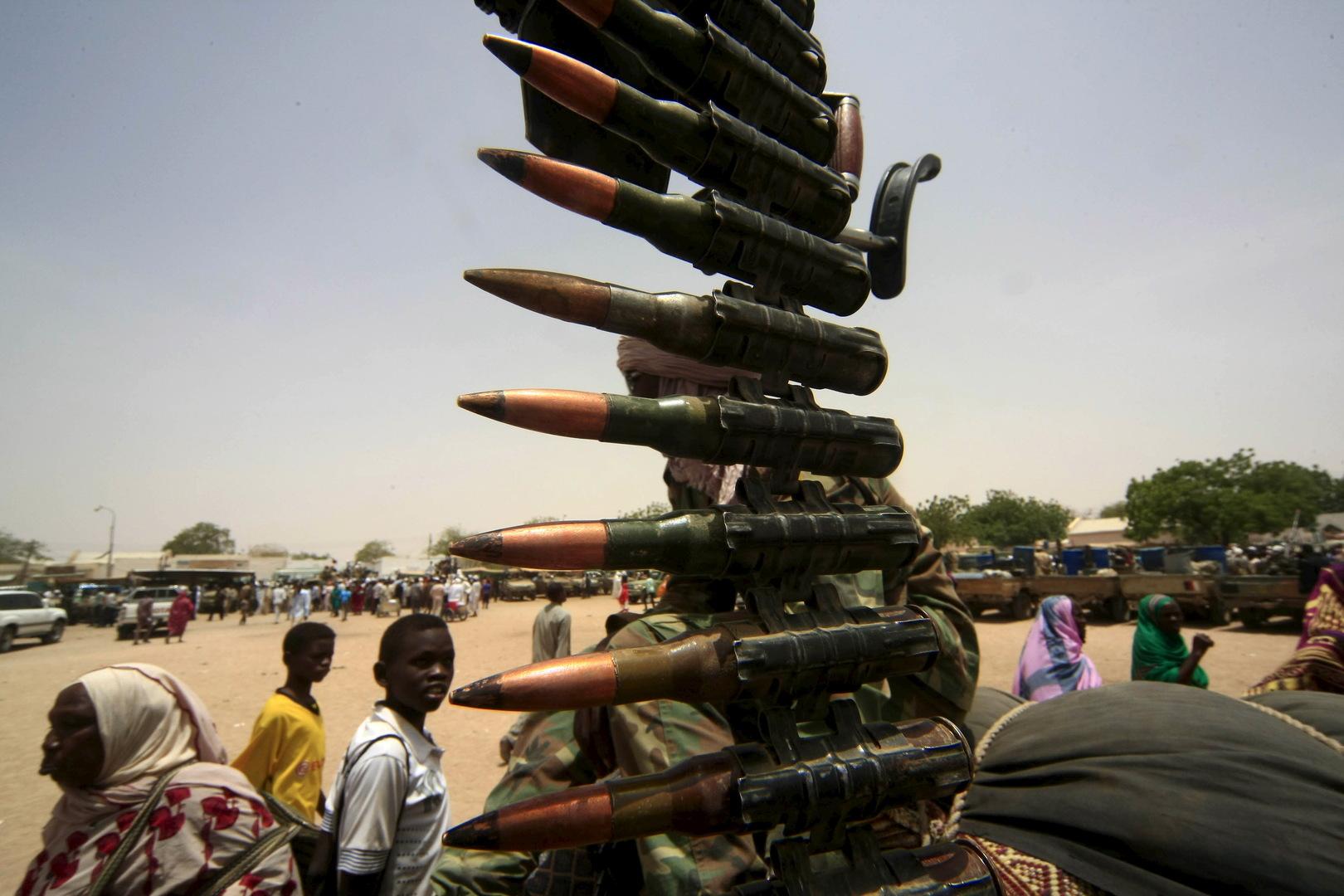 إغلاق حدود شمال دارفور بشكل كامل لمنع هروب المتورطين في أعمال العنف