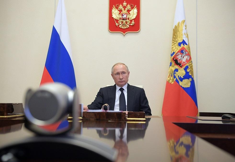 بوتين: حاولوا تفكيك روسيا من الداخل قبل 20 عاما