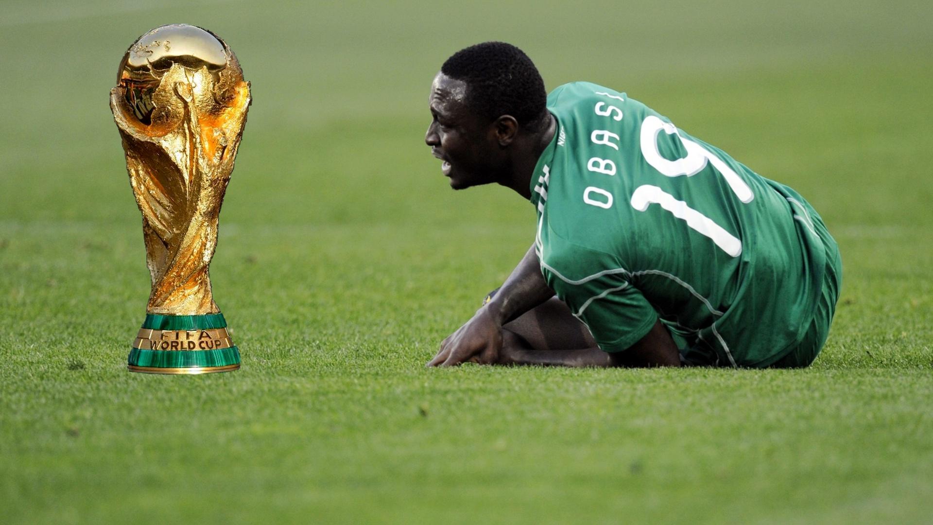 لاعب نيجيري يكشف معادلة: ادفع... تلعب في المونديال