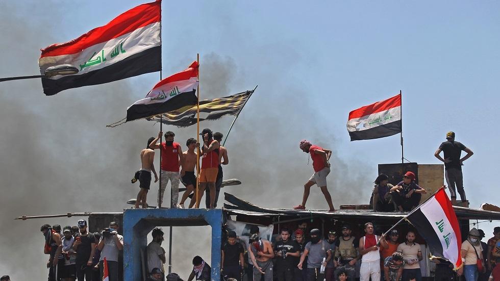 تجدد المظاهرات في العراق