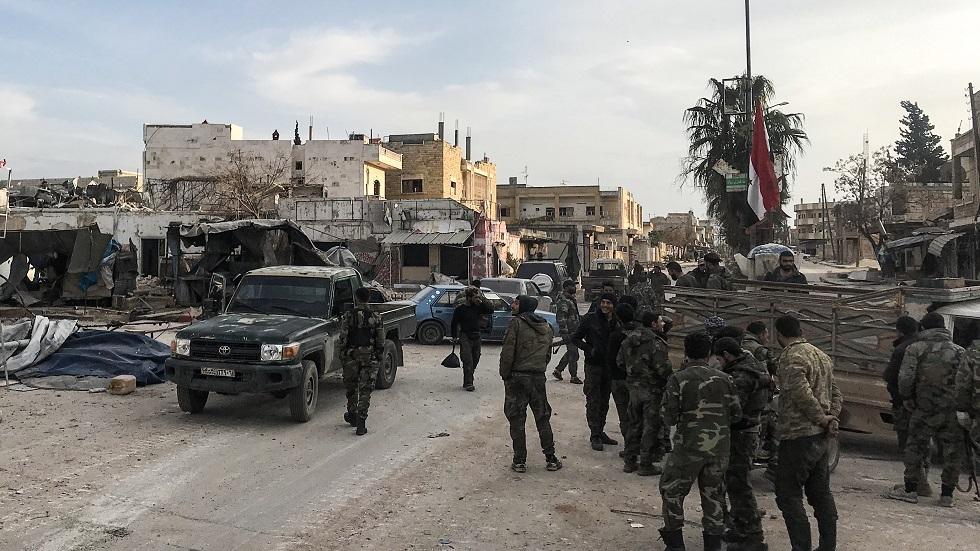 عشرات القتلى والمفقودين من الجيش السوري خلال صد هجوم للجماعات المسلحة بسهل الغاب
