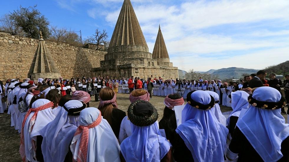 الإيزيديون في العراق - أرشيف
