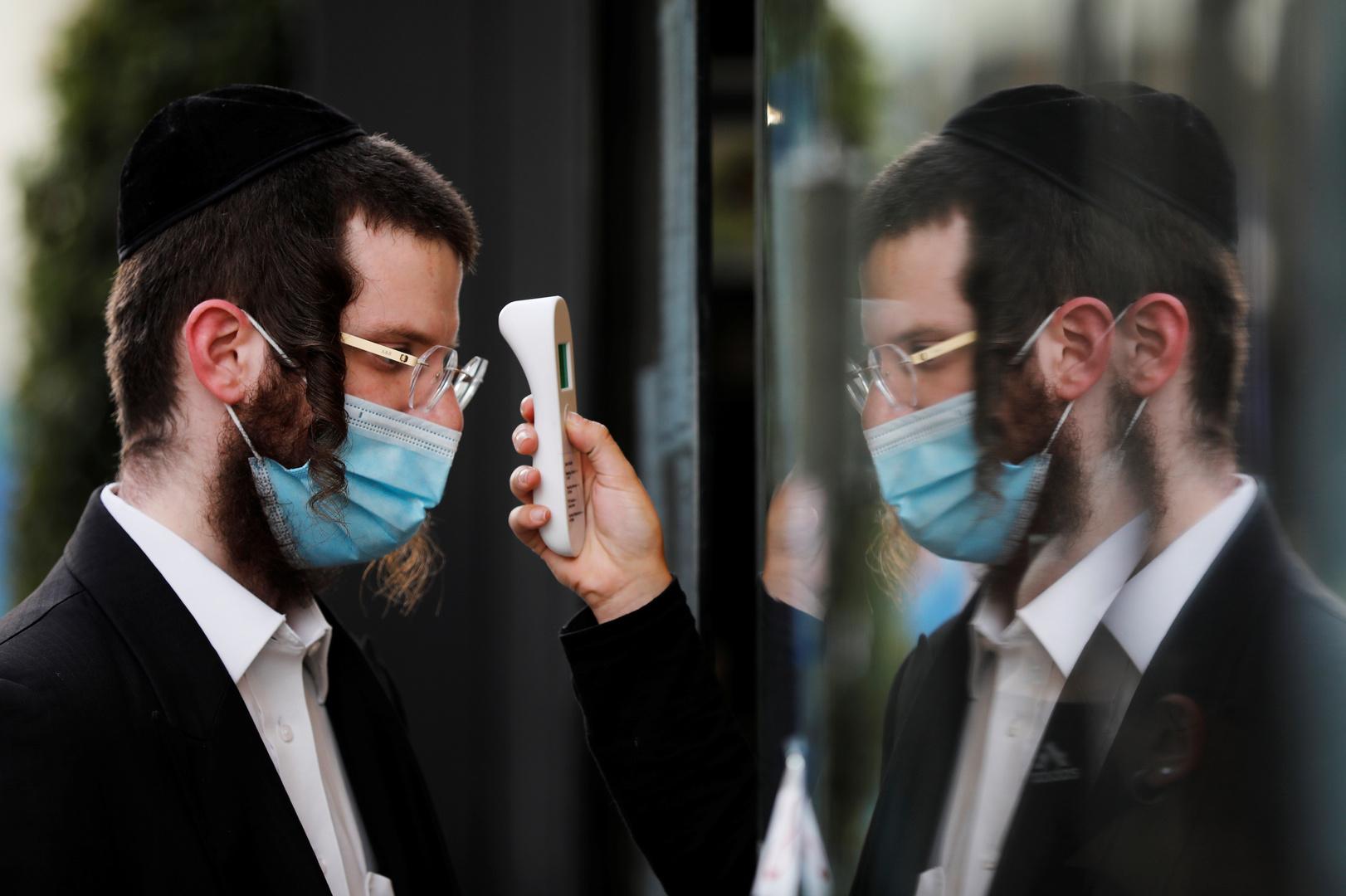 الصحة الإسرائيلية: 5 وفيات و30 إصابة جديدة بكورونا