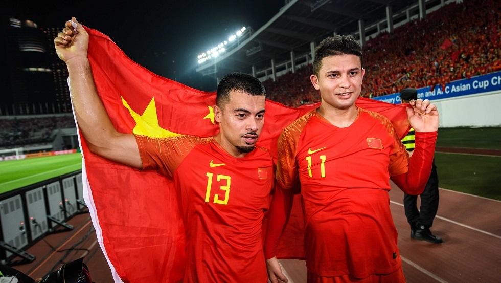 الصين تستعين بلاعبين برازيليين لبلوغ مونديال قطر 2022