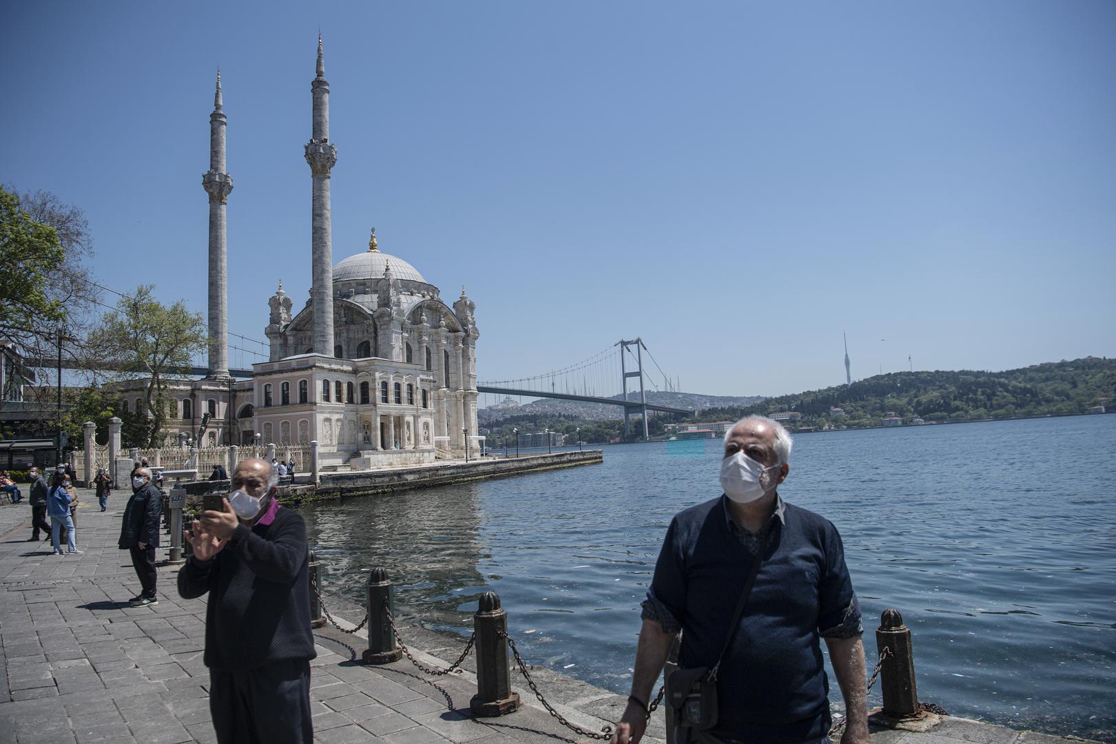 كورونا..  تركيا تسجل قفزة في الإصابات اليومية والصحة تؤكد أنها في حدود المتوقع -