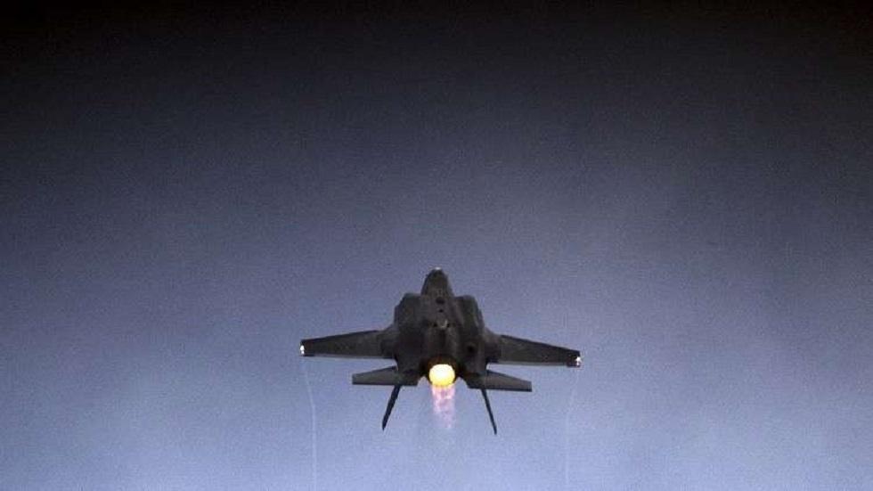 إف-35 (صورة أرشيفية)
