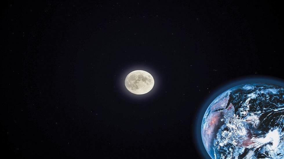 اكتشاف آثار كارثة كبيرة على القمر