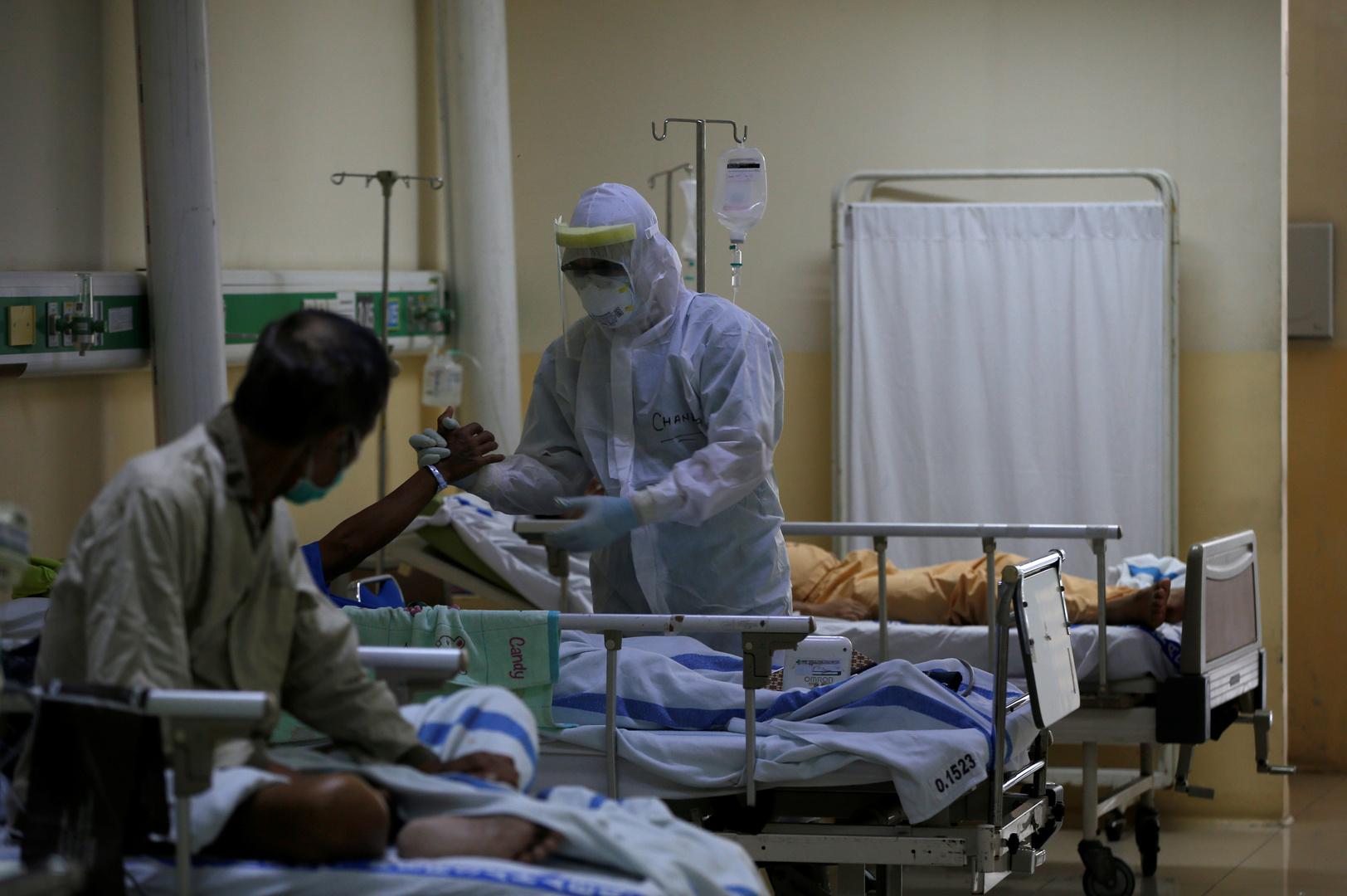 إندونيسيا تسجل أكبر زيادة يومية في إصابات كورونا