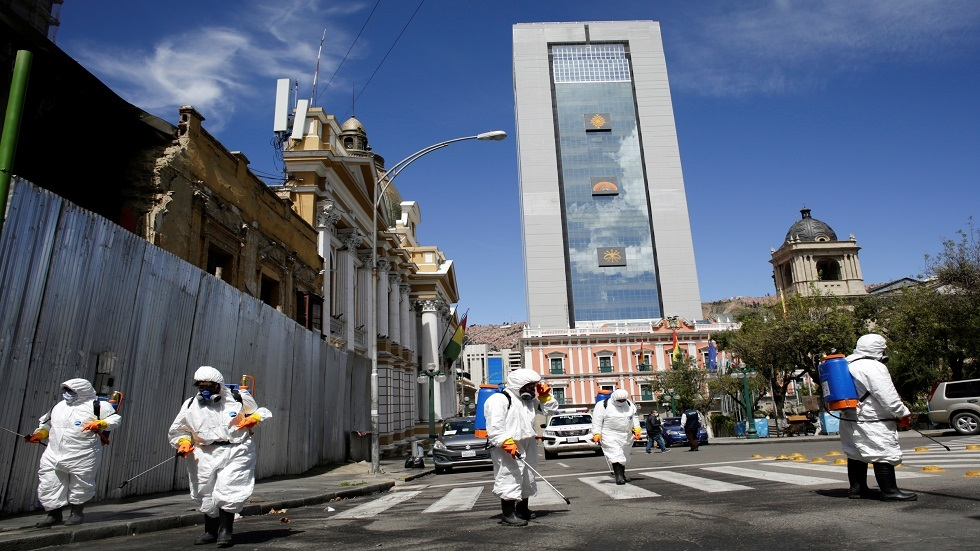 بوليفيا تسمح باستخدام دواء مضاد للطفيليات في معالجة فيروس كورونا