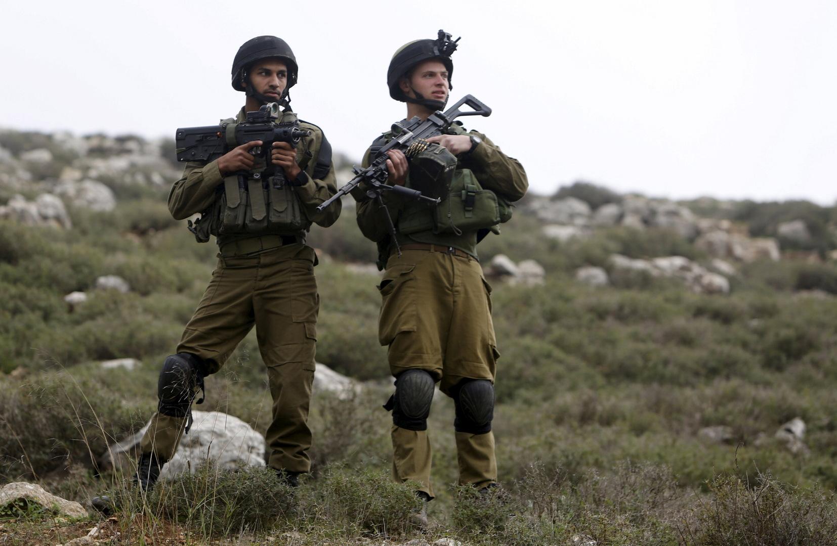 الجيش الإسرائيلي يقتل فلسطينيا بزعم محاولته دهس جنود (صورة)
