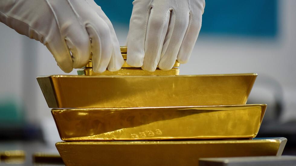 أسعار الذهب عند أعلى مستوى في 3 أسابيع