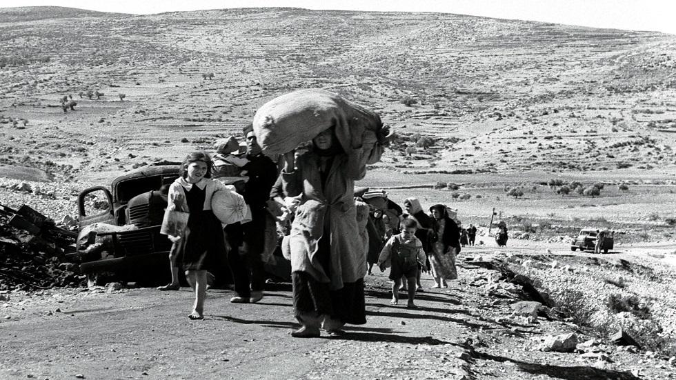 الذكرى الـ72 للنكبة الفلسطينية عام 1948