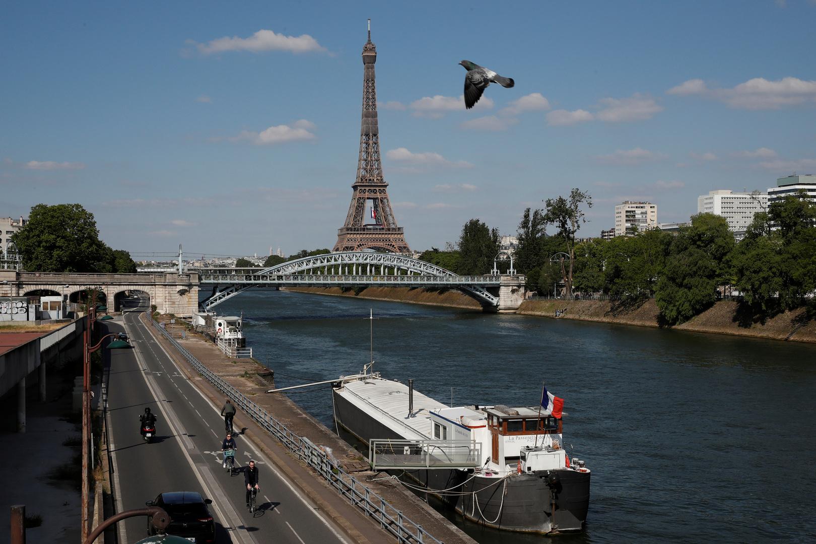 انخفاض كبير لوفيات كورونا اليومية في فرنسا