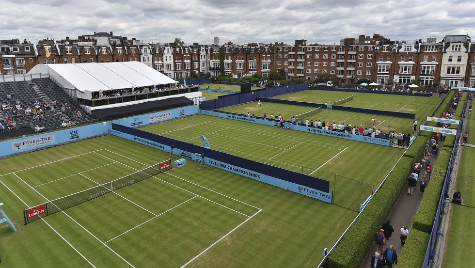 تعليق مسابقات التنس حتى 31 يوليو بسبب وباء