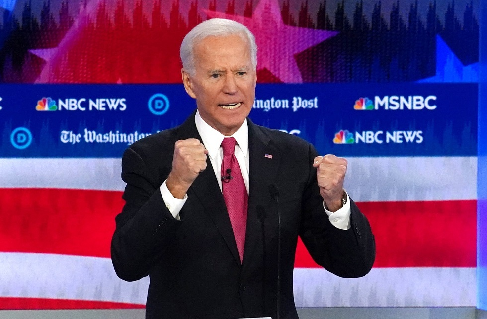 حملة بايدن تطمع في انتزاع 16 ولاية من الجمهوريين في انتخابات الرئاسة الأمريكية