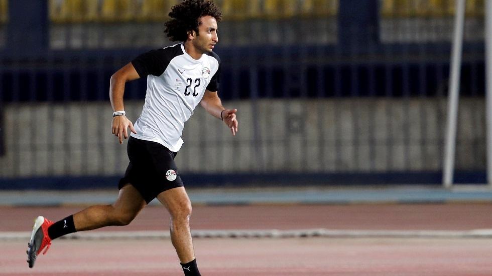 اعتداء على المصري عمرو وردة بعد طرده من فريقه