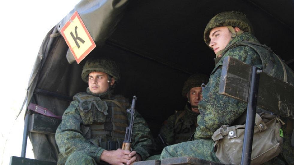 جيش جمهورية لوغانسك، الشعبية المعلنة ذاتيا - أرشيف
