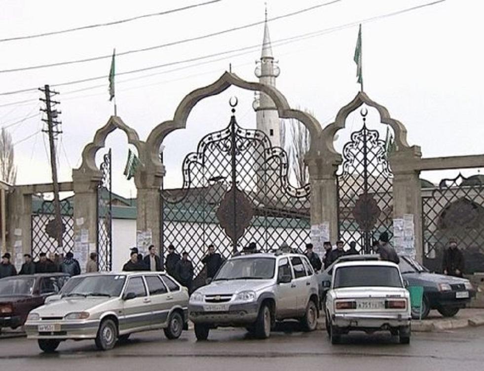 صورة أرشيفية لمسجد بداغستان