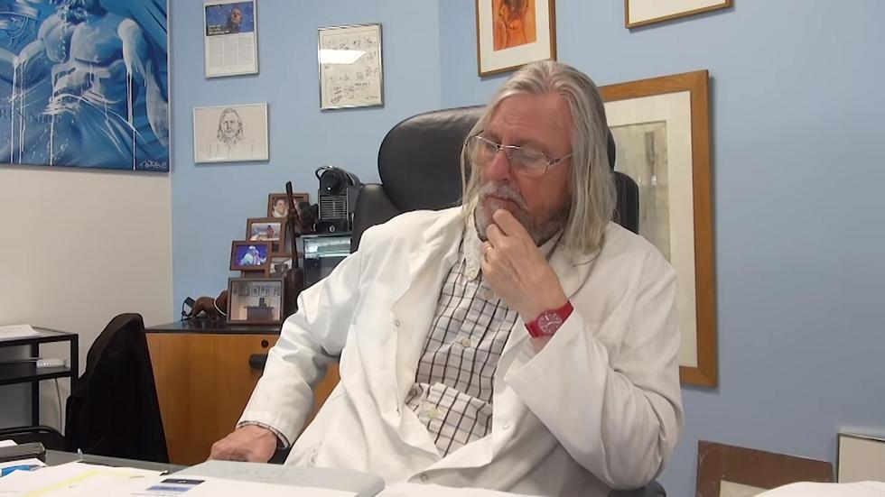 الطبيب الفرنسي ديدييه راوول: وباء كورونا سينتهي ولا وجود لموجة ثانية من العدوى (فيديو)