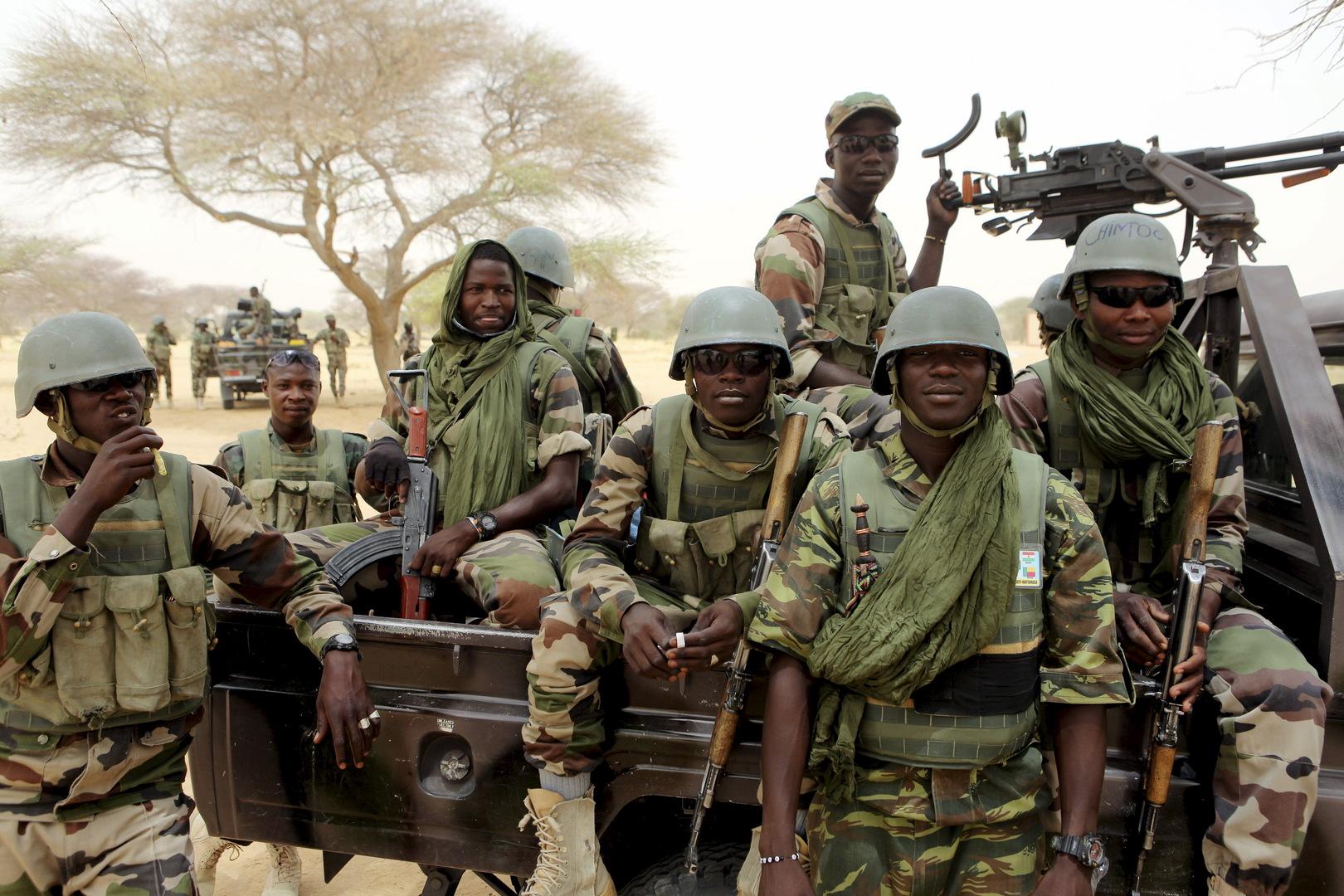 إطلاق صواريخ على مدينة ديفا بجنوب شرقي النيجر