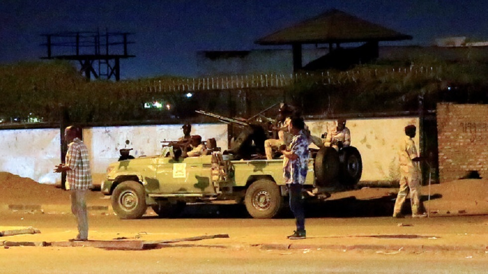 قوى أمنية في شوارع الخرطوم (صورة أرشيفية)