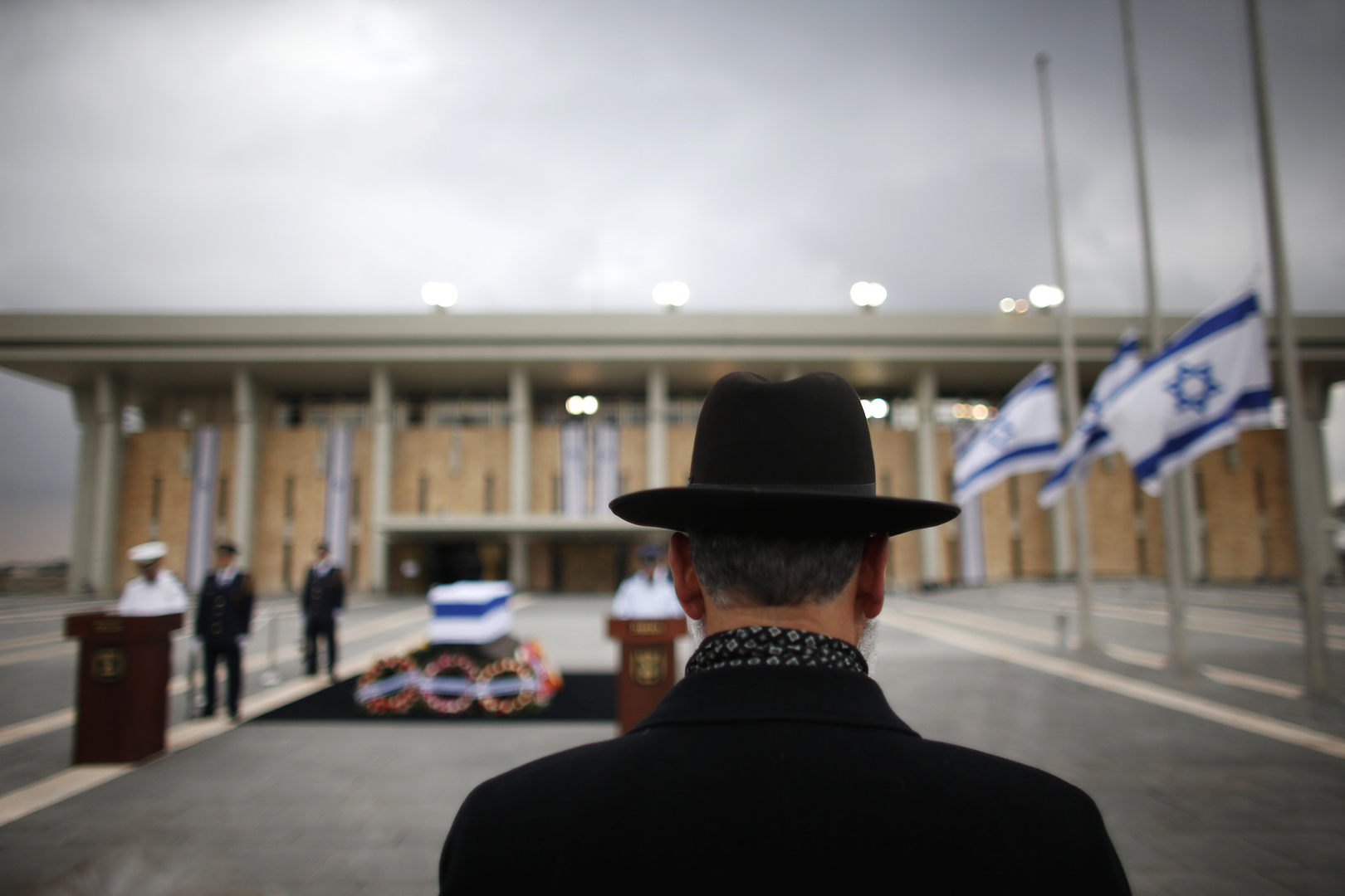 الكنيست الإسرائيلي - صورة أرشيفية